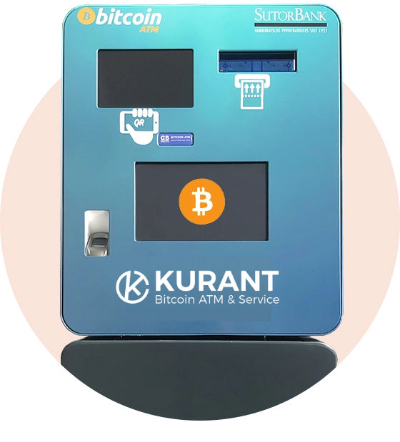 BTC ATM machine